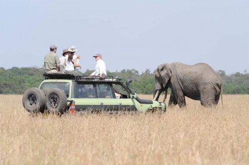 Kenya Camping Safari, African Family safaris - Amboseli National Park