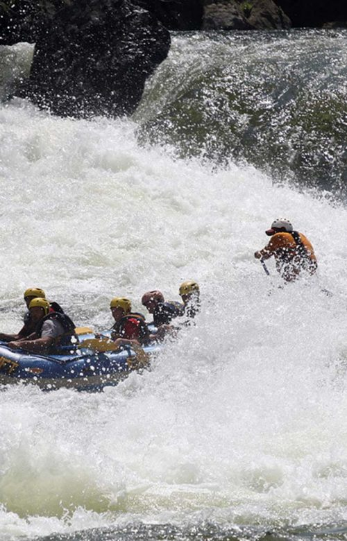 Explore the nile, whitewater rafting