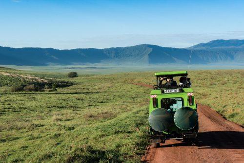 Ngorongoro Game Reserve